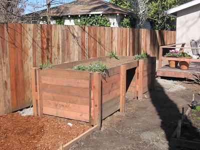 Wheelchair Accessible Garden Bed Planterbox